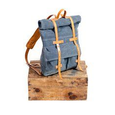 Urban Vagabond Backpack  by Bexar Goods