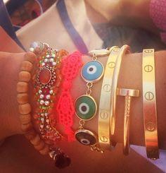 #accessories #cartier #bracelets
