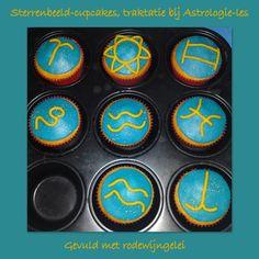 Astrologie cupcakes