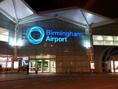 Birmingham Airport (BHX) in Birmingham, West Midlands