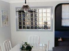 glass bricks internal wall - Google Search