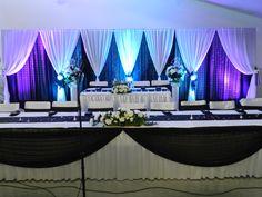 Banquet hall wedding decor Alternative Wedding Inspirations