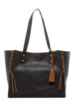 Jessica Simpson   Lolita Whip Stitch Tote Bag   Nordstrom Rack
