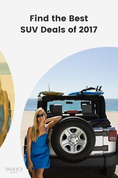 Find the Best SUV Deals of 2017