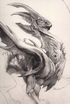Creature Spot - The Spot for Creature Art, Artists and Fans - Mature BoneDeath