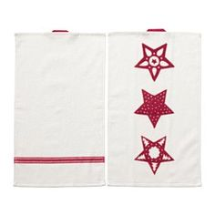 IKEA - VINTER 2016, Guest towel, A terry towel that is soft and absorbent (weight 390 g/m²).