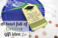 Bowl full of Greens Gift Idea by Darling Doodles