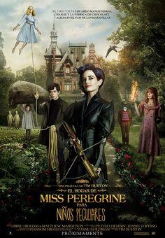 2016 / El hogar de Miss Peregrine para niños peculiares  - Miss Peregrine's Home for Peculiar Children