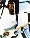 Get This Special Offer #7: Eric Clapton Signed Autographed 8 X 10 Reprint Photo - (Mint Condition)