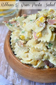 Ribbons-and-Bows-Pasta-Salad