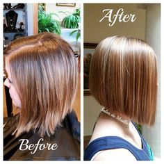 Today we present 21 eye-catching A-line bob hairstyles.A bob hairstyle, of course, is a short hairstyle featuring a haircut straight around the head at about jaw-level. And an A-line bob hairstyle is…More Angled Bob Hairstyles, Inverted Bob Hairstyles, Hairstyles Haircuts, Blonde Haircuts, Short Hair Cuts, Short Hair Styles, A Line Bobs, Line Bob Haircut, Haircut Short
