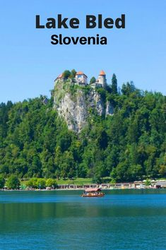 Lake Bled, Slovenia. An easy day trip from Ljubljana that is as beautiful as fairy tale. Click here to find out why.    @venturists
