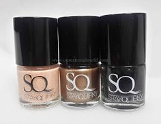 Stay Quirky Nail Polishes Swatched