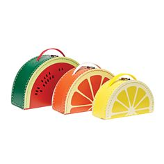 Fruitcase - The Cut