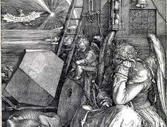 Albrecht Dürer bűvös négyzete Melencolia I, Overwhelmed By Life, Artemisia Gentileschi, Albrecht Dürer, Similes And Metaphors, Magic Squares, Francisco Goya, Spiegel Online, Dark Matter