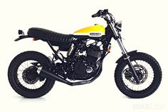 The stock Suzuki DR650 is one of those bikes only a mother could love. But not this one: it's been given a glamorous makeover by Deus Bali.