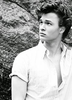 Chatter Busy: Ansel Elgort Quotes