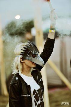 Make a Half Face Bird Mask por Wintercroft en Etsy