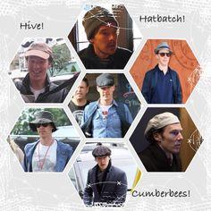 Hat Batch collage