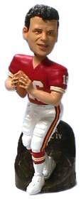Kansas City Chiefs Len Dawson Super Bowl 4 MVP Bobblehead