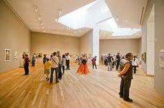 monocoat floors at the weissman gallery by frank gehry - Google Search Frank Gehry, Floors, Google Search, Gallery, Home Tiles, Flats, Roof Rack, Floor, Flooring