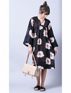 rany poppy print dress - click to view more colors #SHOPBIRD15 #SS14