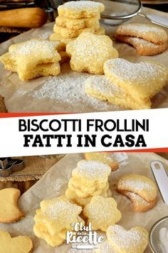 Biscotti Friabili, E Recipe, Sugar And Spice, Hamburger, Biscuits, Spices, Food And Drink, Bread, Cookies