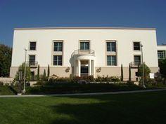 Claremont College Library - Claremont, California