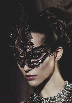 gucci s/s alana zimmer in the eastern promise by mark segal for vogue japan march 2013 Mask by La Fucina dei Miracoli, Italy www. Mark Segal, Masquerade Prom, Masquerade Masks, Mode Glamour, Venetian Masks, Venetian Masquerade, Pastel Fashion, Vogue Japan, Beautiful Mask