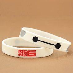 Young-lin(TM) 5PCs/Lot Big Hero 6 Baymax Bracelets Wristband Kid's Gift Party Favor Supplies Young-lin http://www.amazon.com/dp/B00YFDHAFQ/ref=cm_sw_r_pi_dp_Y0cNvb1R2SA4P