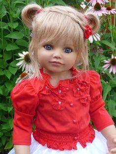 Masterpiece Dolls: Debbie Blonde