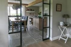 Afbeeldingsresultaat voor grijze keuken landelijk
