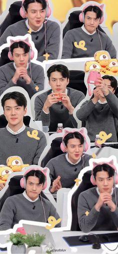 Sehun, Famous Men, Little Boys, Kpop, Wallpaper, Movie Posters, Movies, Honey, Korean