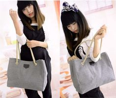 Fashion-Messenger-Bag-Shopping-Bag-Shoulder-Bag-Women-Hobo-Canvas-Rope-Handbag