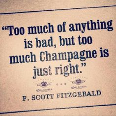 Champagne Royal Riviera firmly agrees with Scott Fitzgerald #RoyalMoment #TasteOfExcellence Champagne Royal Riviera  Palais Princier Monaco Monte Carlo