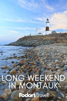 #Montauk just isn't like other #beach destinations on Long Island. Sure, it has white-tablecloth dining, posh boutiques, and lovely places to sip a martini. But unlike the Hamptons, this town has the naturally salty flavor of a windswept coastal town that about 3,400 proud residents care for all year round. #Travel