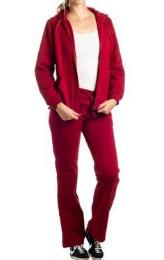 Women's Two Piece Fleece Set : VKN by Gazoz $27.97 #Gazoz