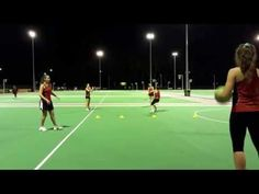 This is like the other video for hard yakka but for players that play out of the circle - you could include your GD's and your GA's in this drill. Netball Coach, Passing Drills, Team Pictures, Basketball Teams, Girls Basketball, Rugby League, Kids Sports, Rowing, Fitspo
