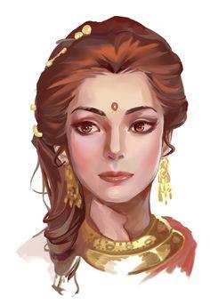 Art Sketches, Art Drawings, Indian Illustration, Figure Sketching, Indian Art Paintings, India Art, Krishna Art, Female Art, Amazing Art