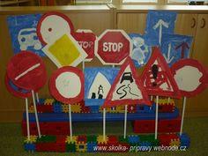 Nápady z praxe učitelky v mateřské škole, pracovní a výtvarné činnosti, malování ve školce Diy And Crafts, Crafts For Kids, Letter T, Preschool Lessons, Indoor Activities, Life Skills, Back To School, Transportation, Classroom