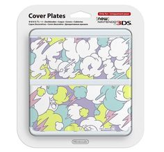NEW Nintendo 3DS Kisekae Cover plate No.053 Kawaii Kisekae Plates Air from Japan #Nintendo