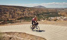 Lachlan Morton's latest: 719 km in 43.5 hours through the Badlands of Spain   CyclingTips Feed Bags, High Road, Sierra Nevada, 5 Hours, Granada, Touring, Grand Canyon, Spain, Europe