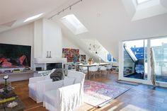 Apartamento claro e espaçoso