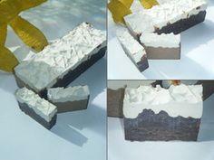 Jabón de Chocolate. Nutritivo, antioxidante, anticelulítico, hidratante y da elasticidad evitando la flacidez.