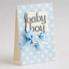 Boy Blue Card