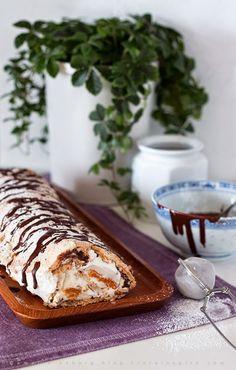 0Birthday cake for Granny - Budapest Roll with whisky // Födelsedagstårta till mormor - Budapestrulle med whisky