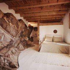 Inspiração: decor para quarto de casal com influências campestres e rústicas