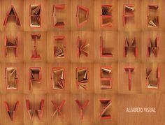 #Abecedario // Book Alphabet