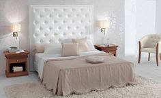 Capitonne Headboard for #bed