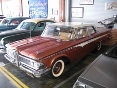 Edsel, my Dad had one when I was little!